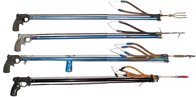 Арбалеты для подводной охоты