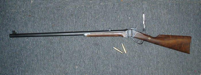 Bill Dixon Gewehr