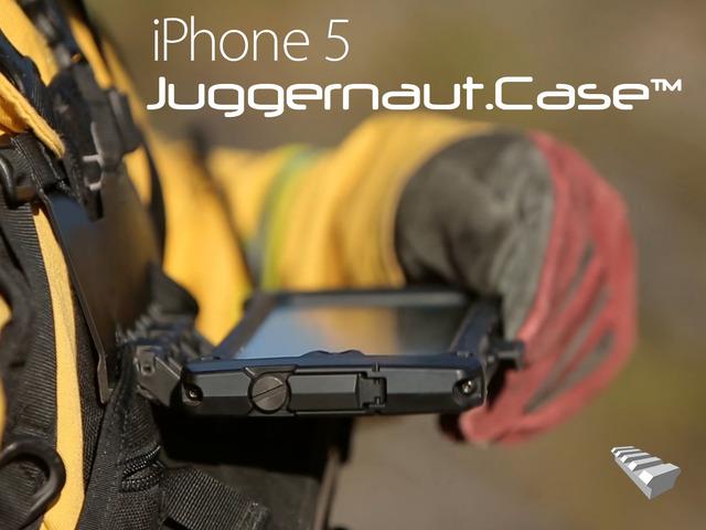 Чехол Juggernaut Defense для iPhone 5