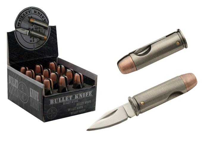 .44 magnum bullet knife