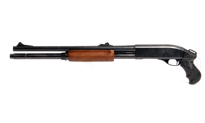 Remington 870 12g pump action shotgun
