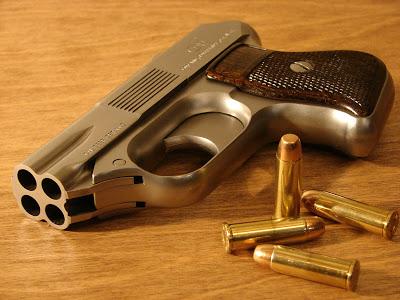Х ствольный малогабаритный пистолет