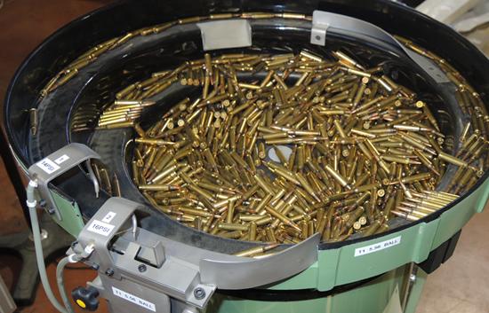 Машина для снаряжения магазинов AR-15