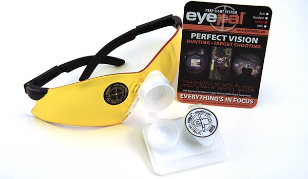 EyePal Peep Sighting System