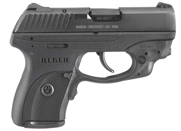 Ruger LC380 with Lasers