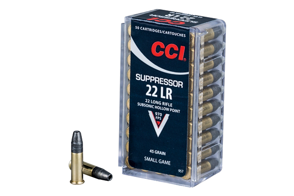 CCI Suppressor 22