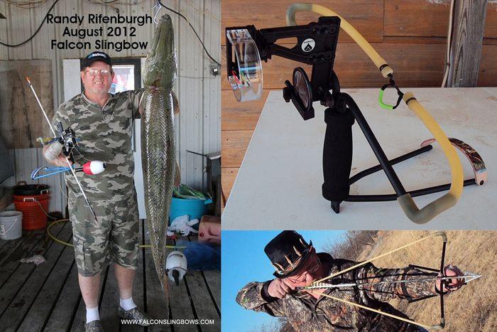 Как сделать мощную рогатку для охоты в 596