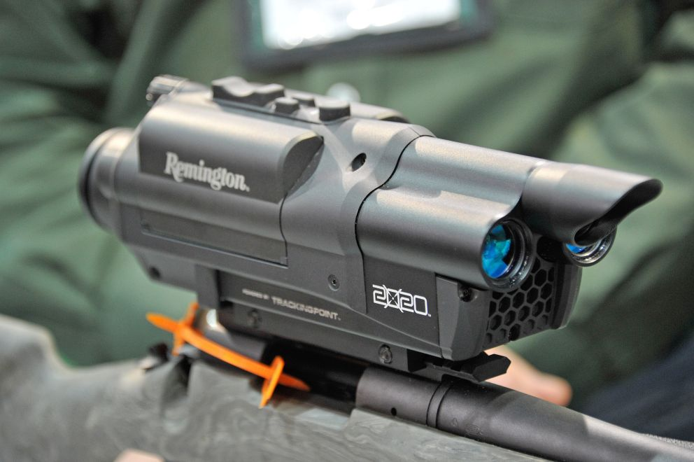 Remington Defense 2020 Digital Optic System
