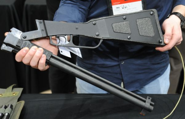 Chiappa Firearms' X-Caliber combination gun