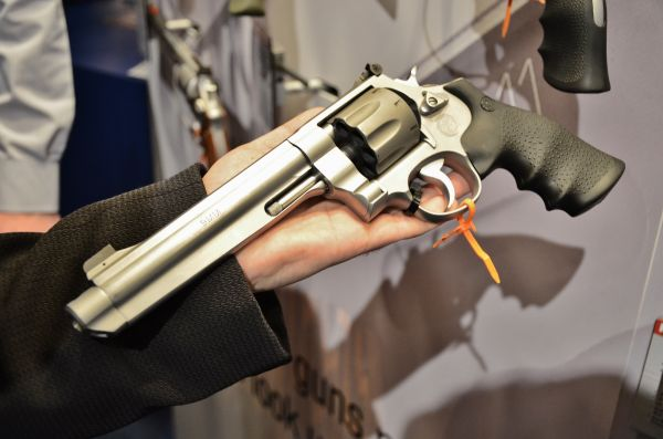 Smith & Wesson M-929