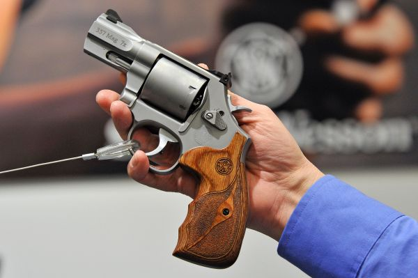 Smith & Wesson Performance Center 686