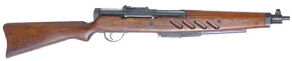 Пістолет-кулемет SIG MKPO з магазином, що схований у цівці.