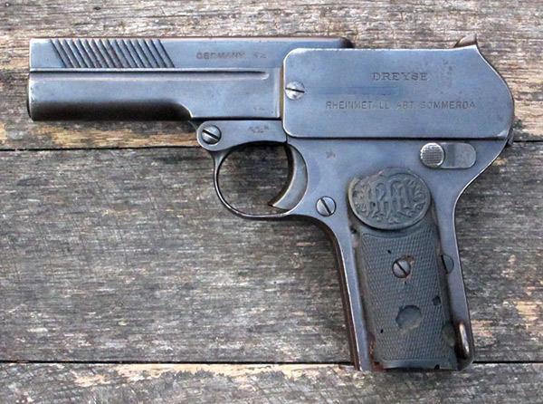 Вельми незвичайний пістолет Дрейзе забезпечував безпеку Папи Римського майже 80 років.