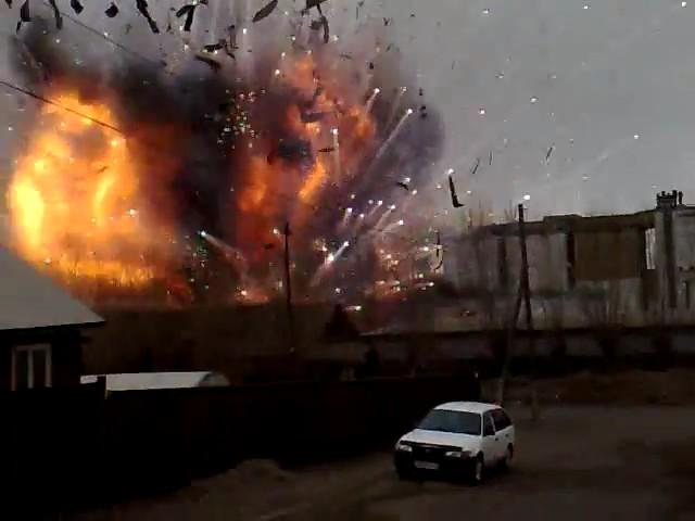 В России взорвался склад боеприпасов: 11 человек погибли, более 20 - ранены - Цензор.НЕТ 9673