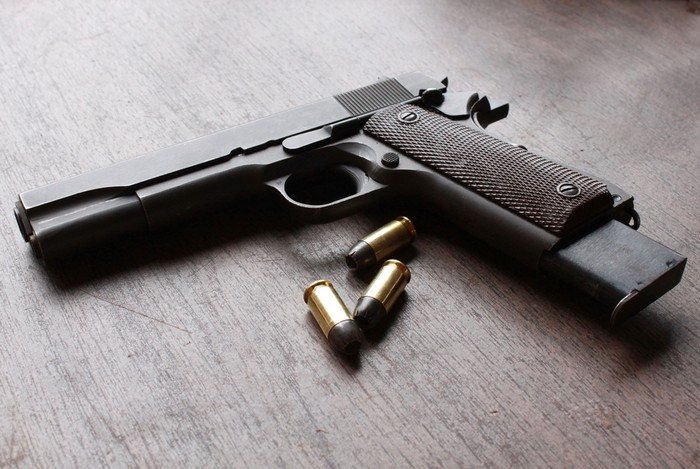 Личное оружие