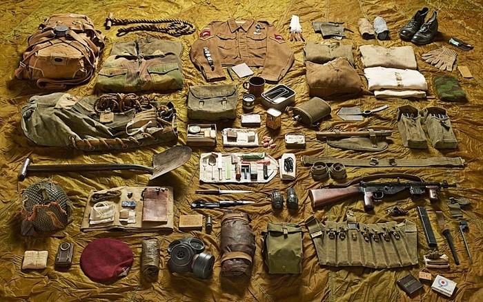 11. Рік 1944-й, єфрейтор, парашутна бригада, Битва за Арнем.