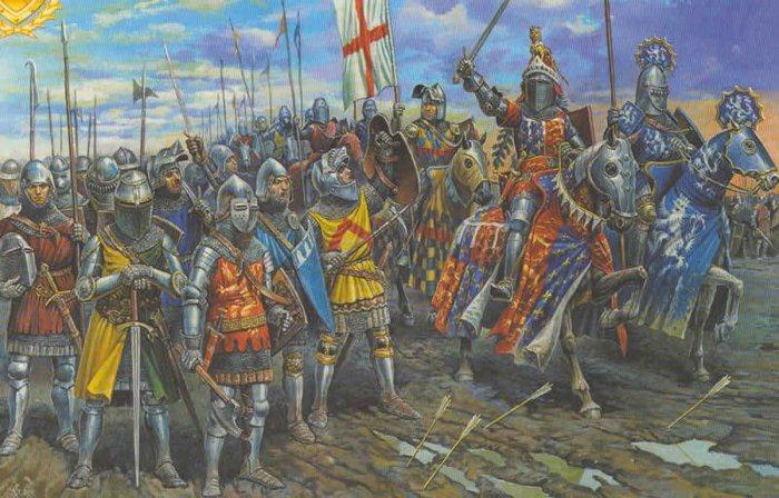Повне бойове спорядження британських вояків від 1066 до 2014 року