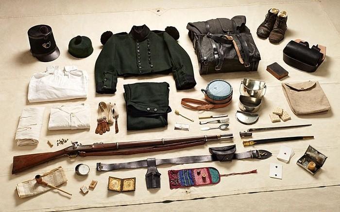 9. Рік 1854-й рядовий, стрілецька бригада, Битва на Альмі.