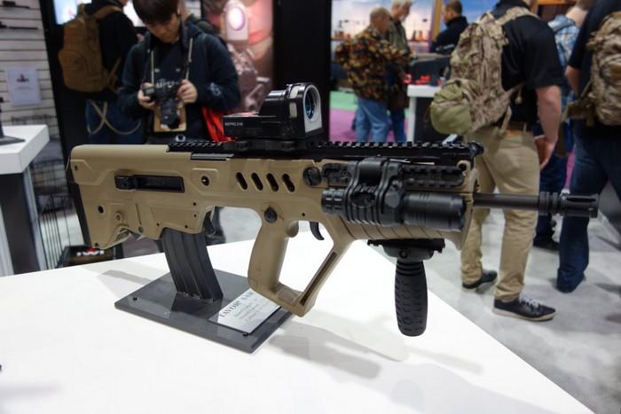 """Укроборонпром"" представил портативную винтовку ""Гопак"" - Цензор.НЕТ 5061"