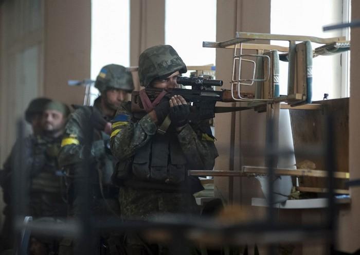 Снайперська гвинтівка Драгунова (СГД) - головна зброя українських снайперів