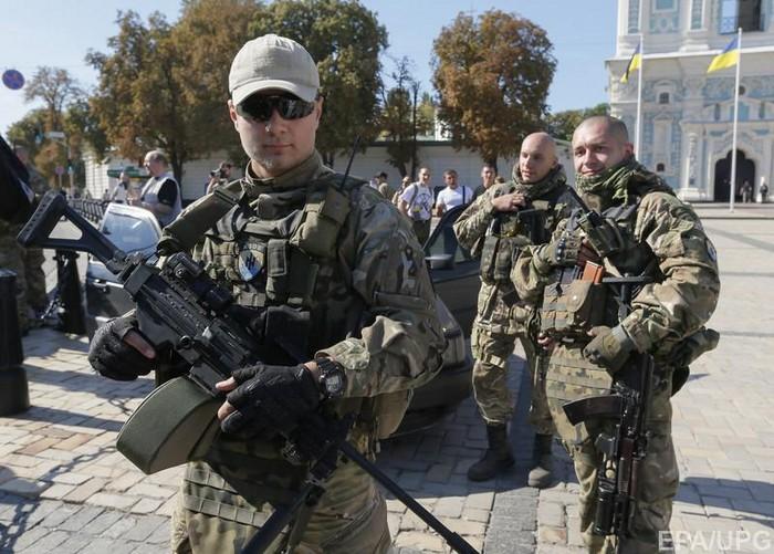 Форт-401 стоїть на озброєнні біля десяти армій світу, офіційно прийнятий на озброєння Національною гвардією України у 2014 році