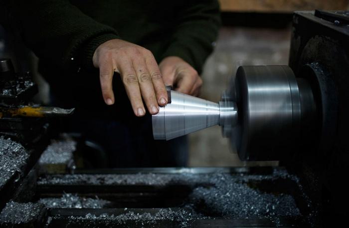 Терористи вже заявляли, що почали виробництво перших мінометів на захопленому заводі