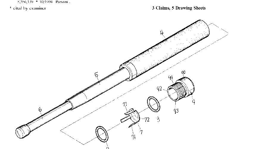 Как сделать телескопическую дубинку своими руками