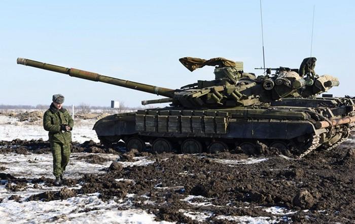За знищення військової техніки противника бійці АТО отримуватимуть додаткову винагороду