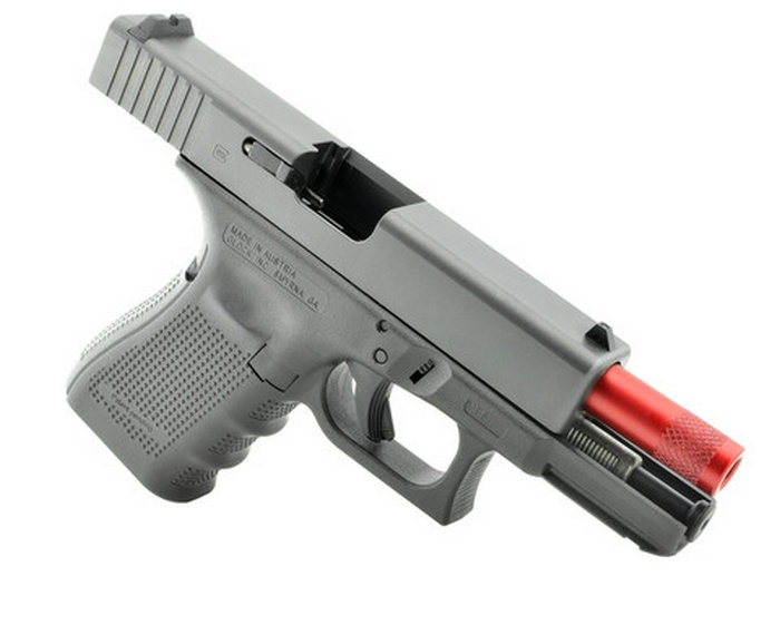 Trainer Barrel Laser GLOCK