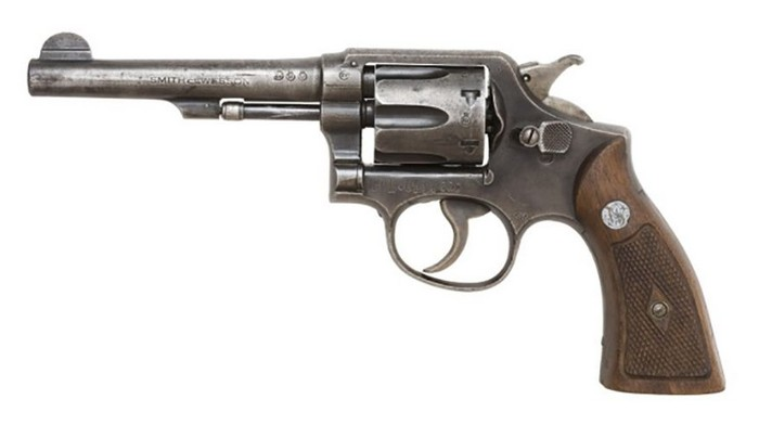 Smith&Wesson Model 10