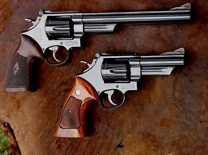 Smith&Wesson Model 29