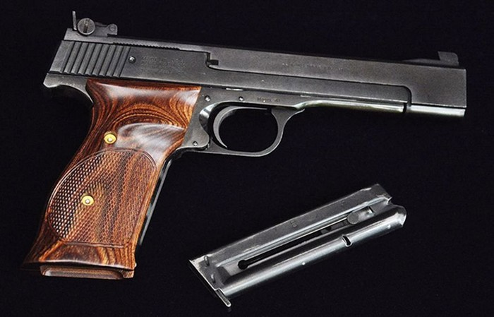 Smith&Wesson Model 41