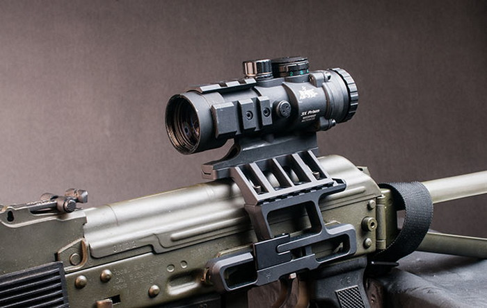 RS Regulate AK Optic mounts