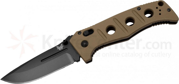 Benchmade 275BKSN Adamas Folding Knife 3.82