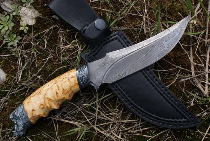 Elmax knives
