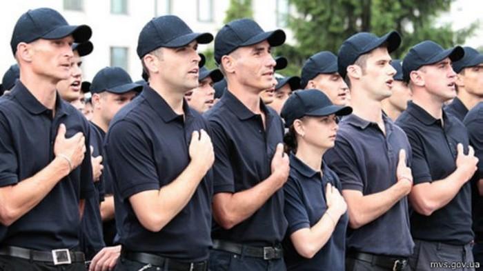 2 липня в Києві відзначили перший випуск поліцейської академії