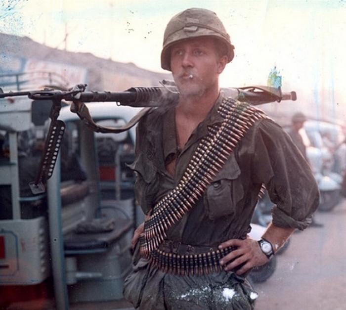 Модель M60 под патрон 7.62х51мм