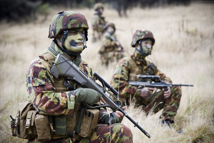 Военное оружие и техника
