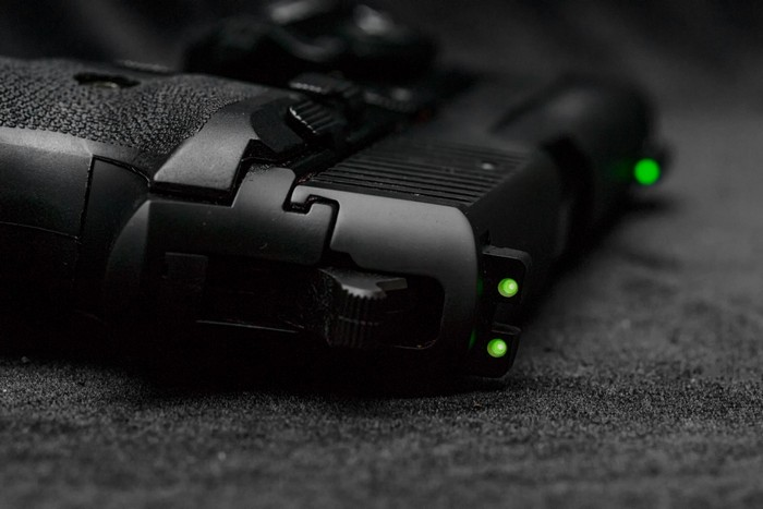Are night sights really necessary?