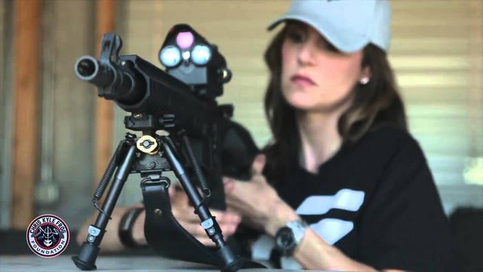 Тая Кайл, вдова морского котика Криса Кайла, самого результативного снайпера США