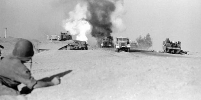 Как реформировать армию и выиграть войну. Опыт Израиля и Египта 1967 года