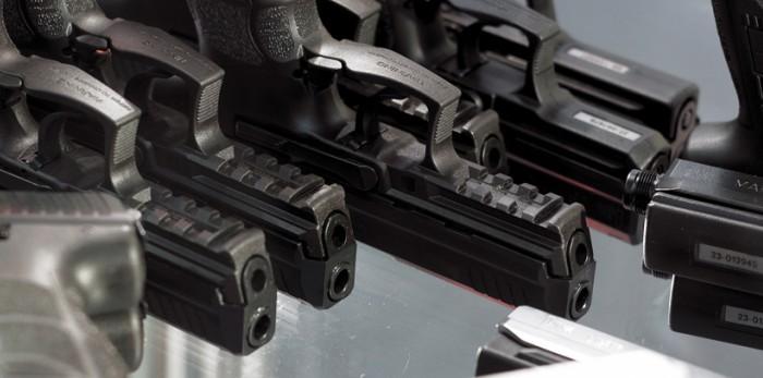 Самые продаваемые пистолеты 2015 года по версии компании The Motley Fool