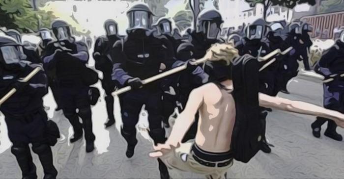 В США в штате Индиана теперь можно стрелять в полицейских, которые нарушают права граждан