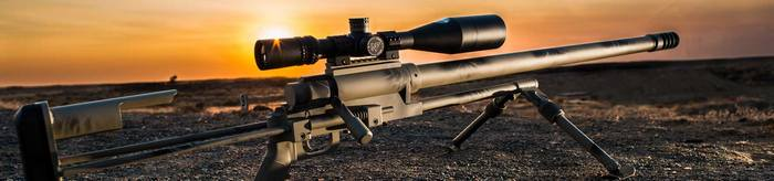 Noreen ULR (Ultra Long Range) Rifle .50 BMG