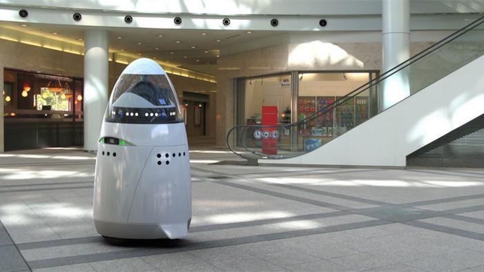 В США начались испытания роботов-полицейских
