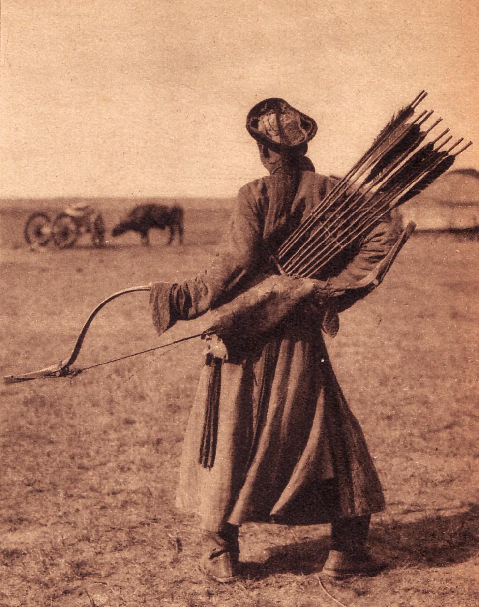 1mongol-archer-in-inner-mongolia-1940s_Q