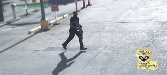 IWI Tavor used by Baton Rouge Murderer