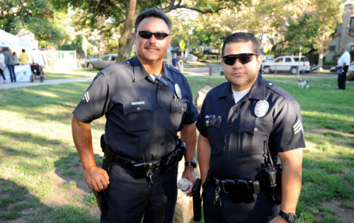 Officers Cordova and Cho