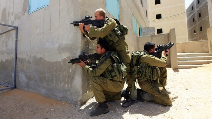 Why the IDF Chose the TAVOR
