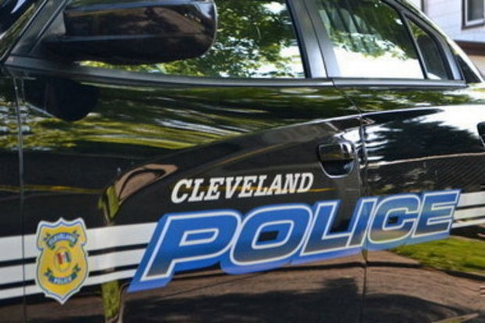 Robbery suspect arrested after Cleveland shop owner shoots him